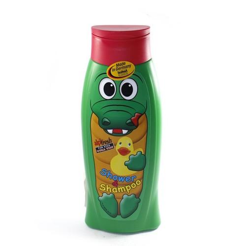 АЛПИФРЕШ Гель-шампунь детский Крокодил 300 мл купити в Ирпене