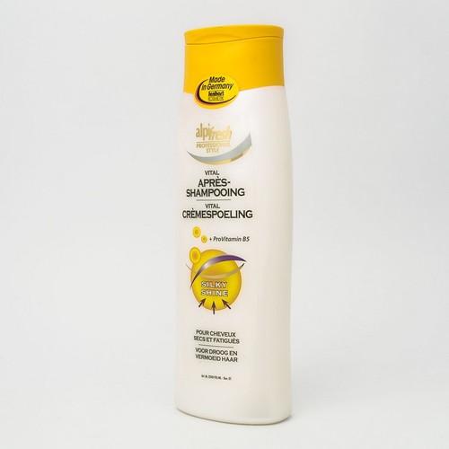 АЛПИФРЕШ Кондиционер Оживляющий 250 мл (желтая крышка)