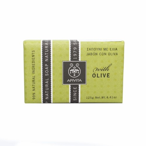 АПІВІТА Мило з оливками 125г купити в Харкові
