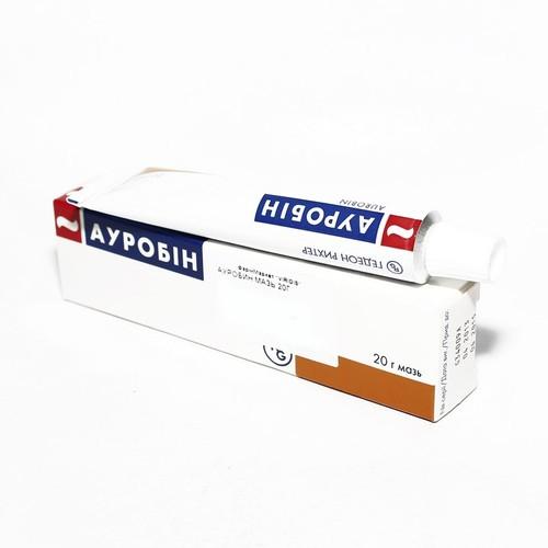 АУРОБИН МАЗЬ 20Г купить в Харькове