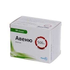 АВЕНЮ ТАБ. 500МГ №50