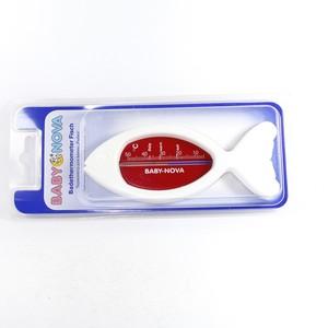 БЕБИ НОВА термометр для ванны Рыбка