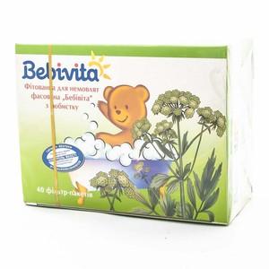 БЕБИВИТА Фитованна для младенца с любистком