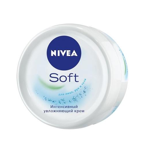Нівея Soft крем інтенсивн. зволож. 200мл - фото 1 | Сеть аптек Viridis