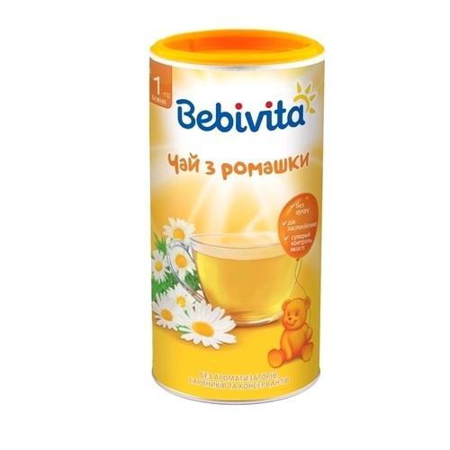 БЕБИВИТА Чай с ромашки 200г - фото 1 | Сеть аптек Viridis