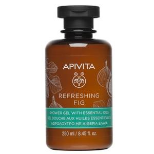 АПИВИТА REFRESHING FIG  Гель для душу з ефірними оліями 250 мл