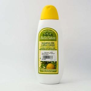 БЕМА Шампунь для жирных волос,250мл