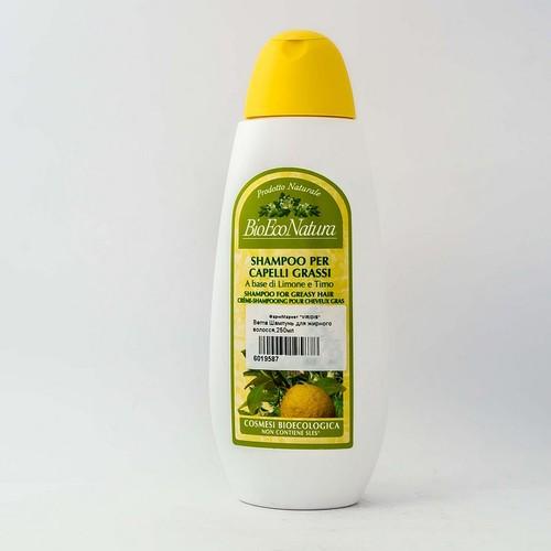 БЕМА Шампунь для жирных волос,250мл купити в Харкові