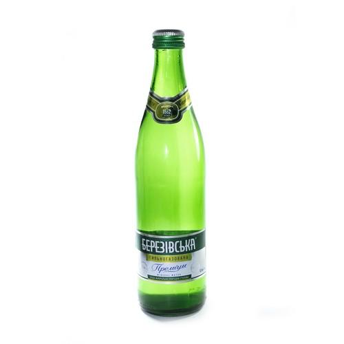 Березівська мин.вода  0,5л (стекло) газована купити в Харкові