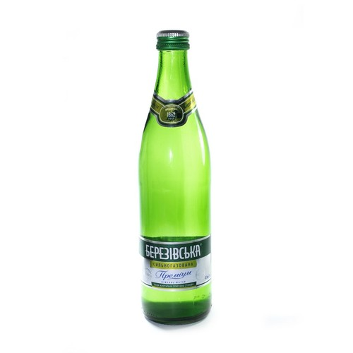 Березівська мин.вода  0,5л (стекло) газована купити в Киеве