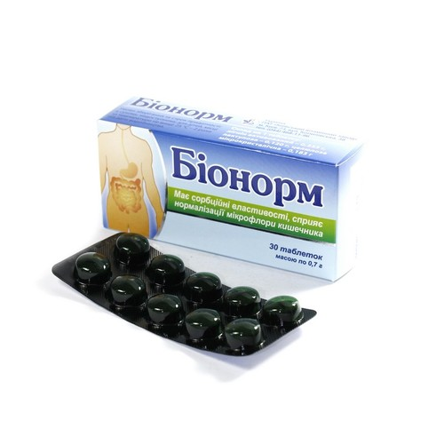 БИОНОРМ ТАБ. №30 купить в Киеве