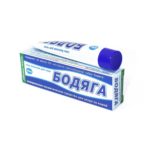 БОДЯГА  ГЕЛЬ -БАЛЬЗАМ 40МЛ купить в Киеве