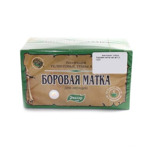 БОРОВАЯ МАТКА ЧАЙ Ф/П 2Г №20 купить в Славутиче