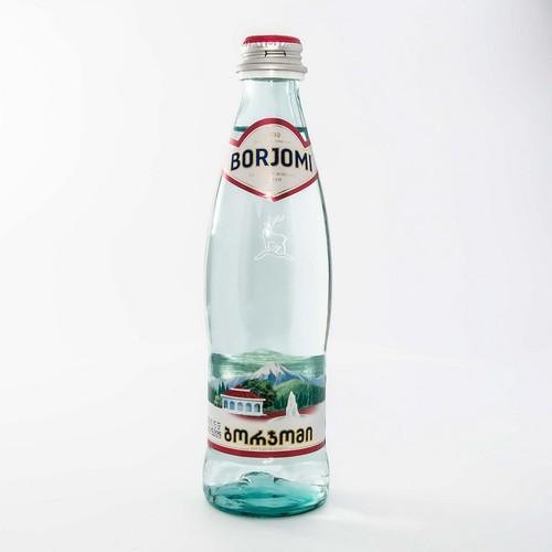 БОРЖОМИ МІН. ВОДА 0,33Л (СКЛО) купити в Киеве