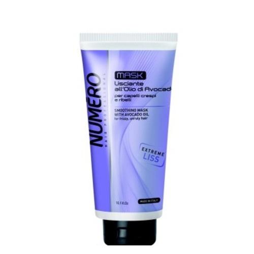 БРЕЛИЛ Маска для разглаживания волос с маслом авокадо 300мл купить в Житомире