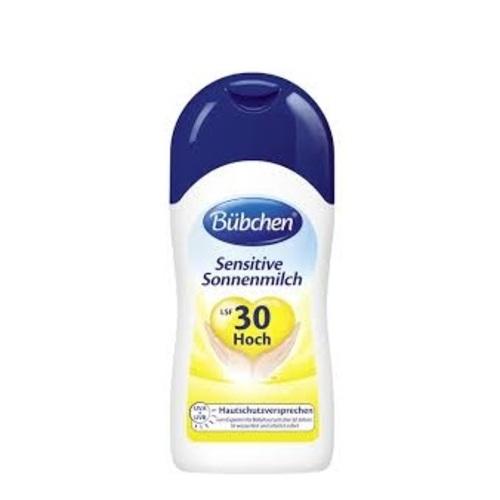 БЮБХЕН Солнцезащитное молочко Sensitive SPF 30 150мл