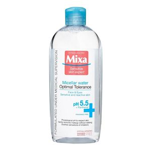 Мікса Міцелярна вода для нормальної та сухої дуже чутливої шкіри обличчя, 400мл