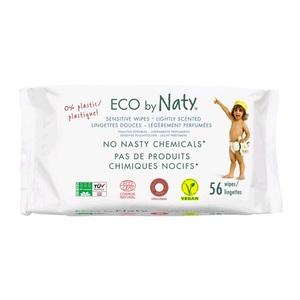 НАТИ Салфетки влажные детские органические с запахом 56 шт