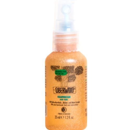 УБЕРВУД Тоник для волос для сухой кожи головы 35мл - фото 1   Сеть аптек Viridis