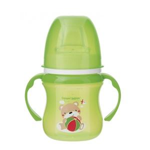 КАНПОЛ Кружка тренувальна EasyStart Sweet Fan зелена 120мл
