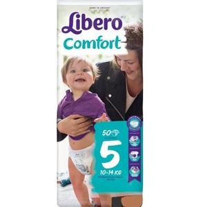 ЛІБЕРО Comfort 5 (10-16кг) №50