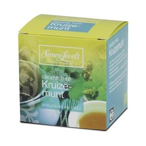 Симон Ливелт Чай зелений з М'ятою органичний 15 г.у фільтр-пак.(10*1,5 г.)