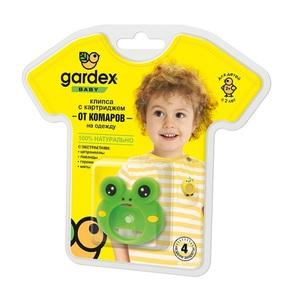 ГАРДЕКС Baby Клипса-подвеска от комаров с сменным картриджем