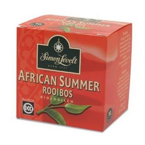 Симон Ливелт Чай Аfrican Summer(Ройбуш)15 г.у фільтр-пакетиках  (10*1,5 г.)органічний AFRICAN SUMMER - фото 1 | Сеть аптек Viridis