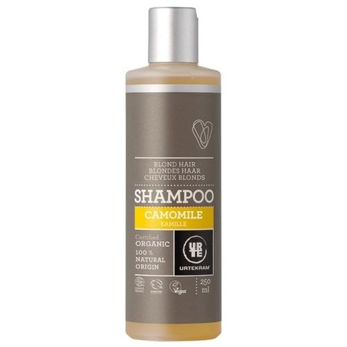 УРТЕКРАМ Органічний шампунь Ромашка, для світлого волосся. 250мл. - фото 1 | Сеть аптек Viridis