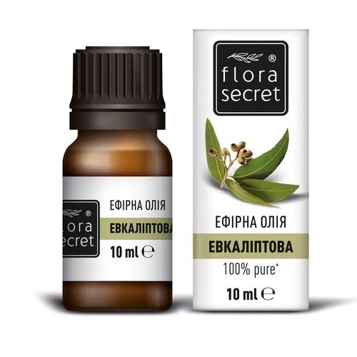 ФЛОРА СІКРЕТ Евкаліптова олія 10мл - фото 1 | Сеть аптек Viridis