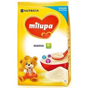 МІЛУПА Каша молочна манна з 6міс. 230г