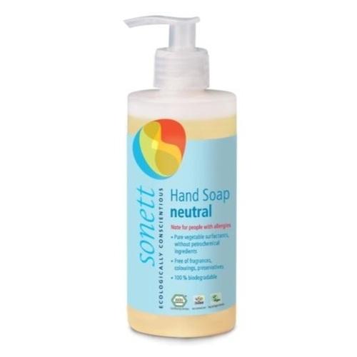 СОНЕТТ Органическое нейтральное жидкое мыло 300мл - фото 1   Сеть аптек Viridis