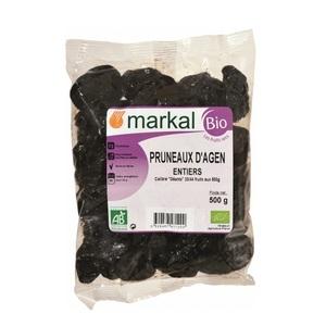 Маркал Чорнослив 500 г.PRUNEAUX AGEN ENTIERS MARKAL