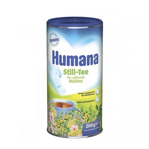 ХУМАНА Чай для підвищення лактації 200г - фото 1 | Сеть аптек Viridis