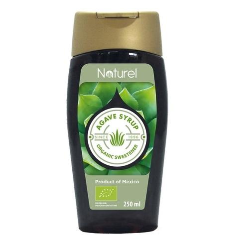 Натюрэль Вэст Корп Naturel Organic Agave Syrup Dark250ml Сироп агави темний 250 мл - фото 1   Сеть аптек Viridis