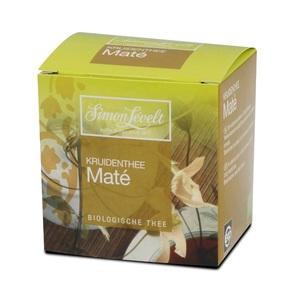 Симон Ливелт Чай Мате  органічний 15 г. у фільтр-пакетиках (10*1,5 г.)MATE ORGANIC TEA