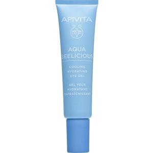 АПИВИТА AQUA BEELICIOUS Увлажняющий гель для кожи вокруг глаз с охлаждающим эффектом 15 мл