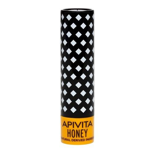 АПИВИТА БИО-ЭКО бальзам для губ с мёдом 4,4г