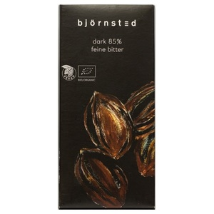 Людвиг Вайнрих Шоколад темний 85% органічний Bjornsted 100 гр