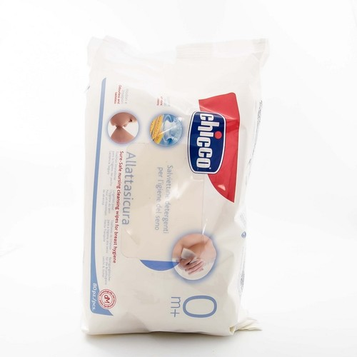 Chicco Салфетки антисептические для груди, 80 шт купить в Киеве