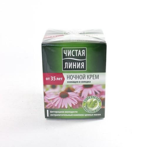 ЧЛ Крем Солодка нічний від 35р.45мл купити в Житомире