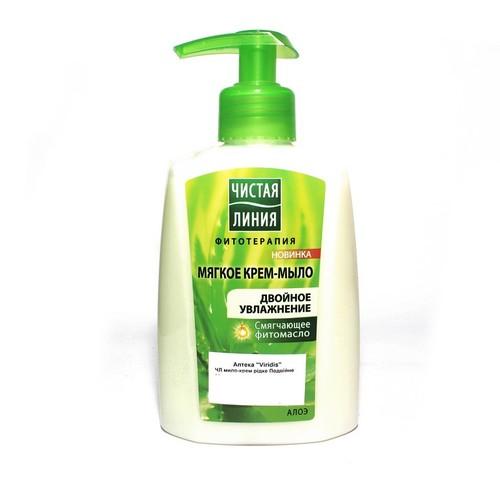 ЧЛ мыло-крем жидкое Двойное увлажнение 250мл