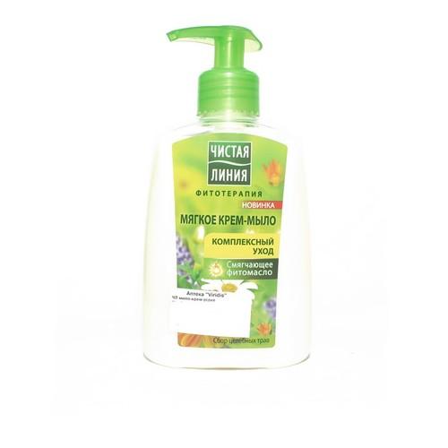 ЧЛ мыло-крем жидкое Комплексный уход 250мл купить в Броварах