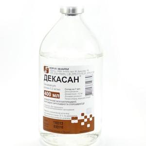 ДЕКАСАН Р-Р 0,02% 400МЛ