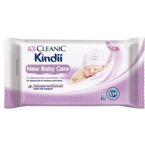 КЛИНИК Салфетки влаж. Kindii New Baby Care 60 шт