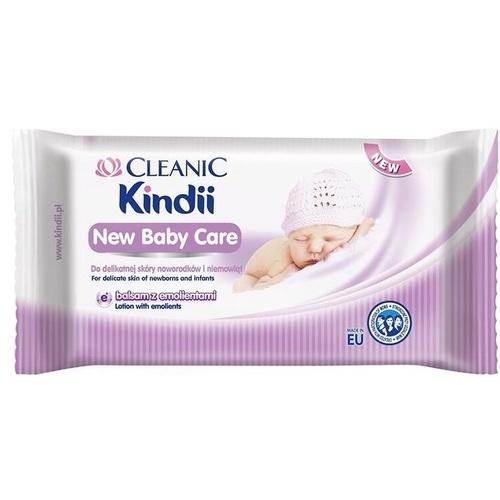 КЛИНИК Салфетки влаж. Kindii New Baby Care 60 шт - фото 1 | Сеть аптек Viridis