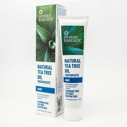 ДЕЗЕРТ ЕССЕНС Натуральна зубна паста з олією Чайного дерева