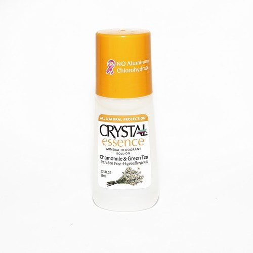 ДЕЗОДОРАНТ CRISTAL Essence Chamomile&Green Tea Roll-on,66мл купить в Ирпене