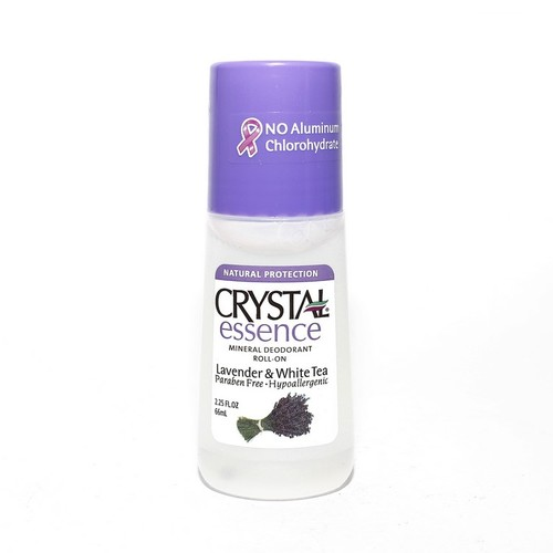 ДЕЗОДОРАНТ CRISTAL Essence Lavender&White Tea Roll-on,66мл - фото 1 | Сеть аптек Viridis