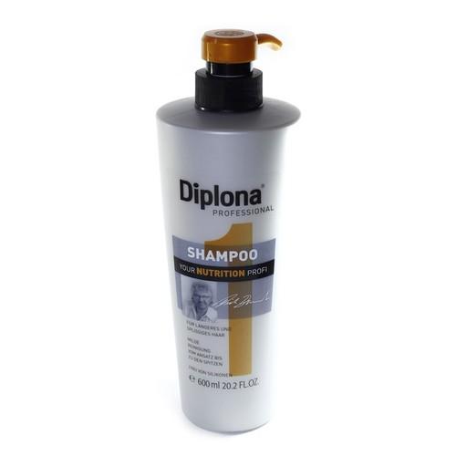 ДИПЛОНА Шампунь для длинных волос с посеч.кончиками,600мл. купить в Житомире